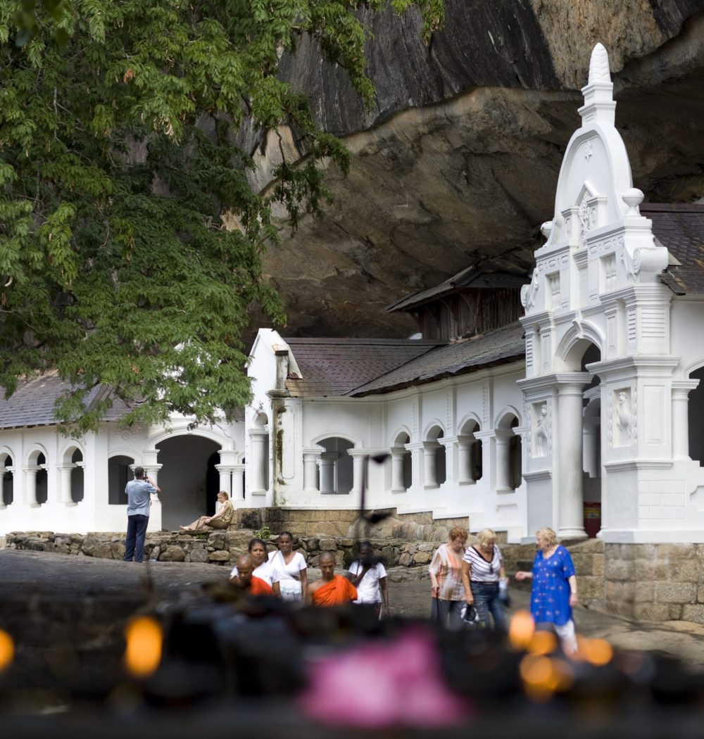 Dambulla Temple 02